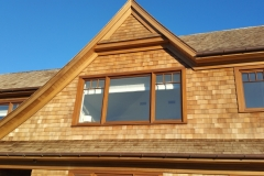 New Shingle Preservation - Clear FInishes